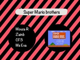 Super Mario  by Mouza aldehhi