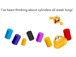 Cylinder practice by Barb Wilhelms