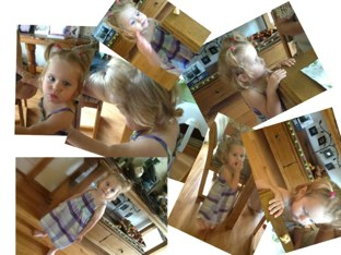 My little baby girl  by Vita Douglas