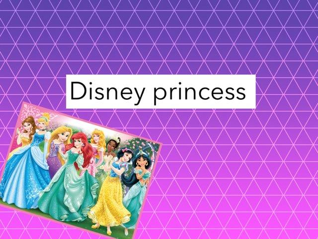 Disney Princess by Bella royle