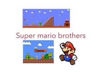 Super Mario by Hamda Mohammed