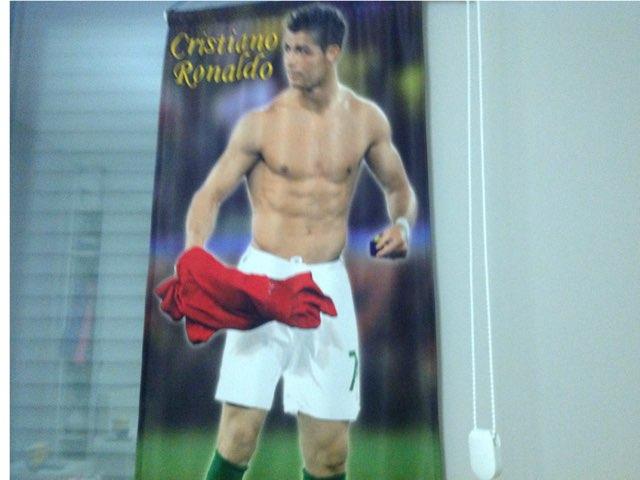 Ronaldo by Vanja antić