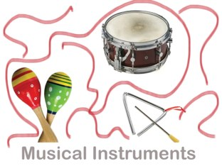 Musical Instrument Game by Mrs- Day
