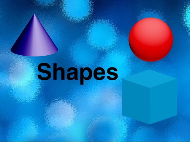 Shapes are awesome  by Aleaya whitton