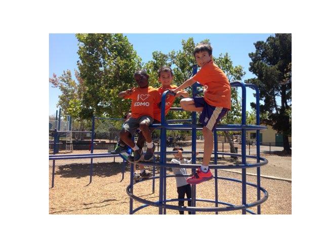 Playground sounds by Edventure More -  Conrad Guevara
