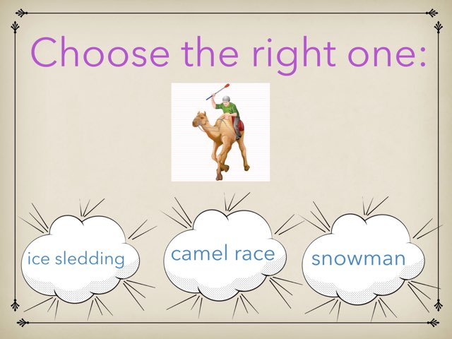 5th camel race  by Maramy Rashid