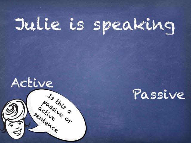 Passive and active by Y6F Y6F
