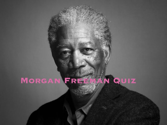Morgan freeman by Brady Dunn
