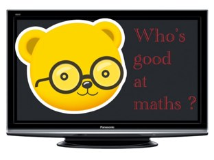 A book on maths and numbers  by Charlie Boo