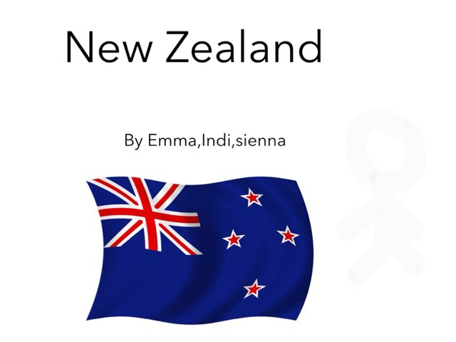 All about New Zealand by Helen Smith