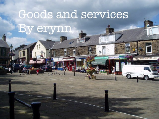 Erynn Goods and Services by Valery Medford