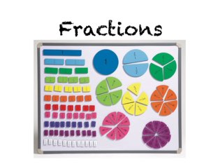 Fractions  by Breanna Lynne