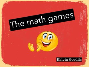Math project quarter 4 unit 2 by Kelvin gordils