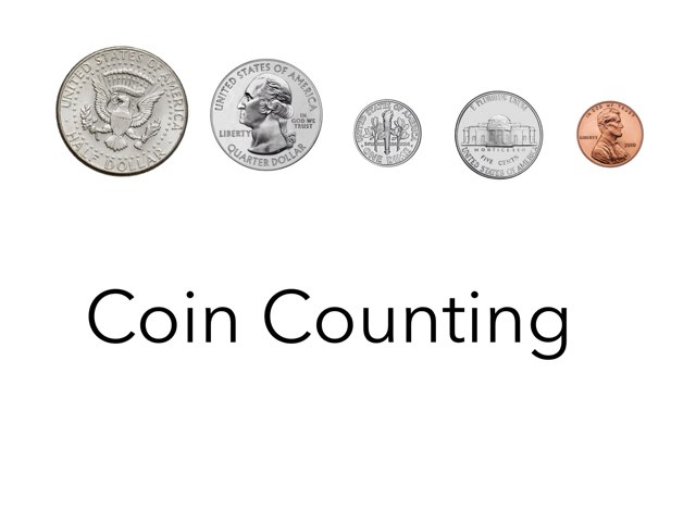 a game of counting coins  by Room 207