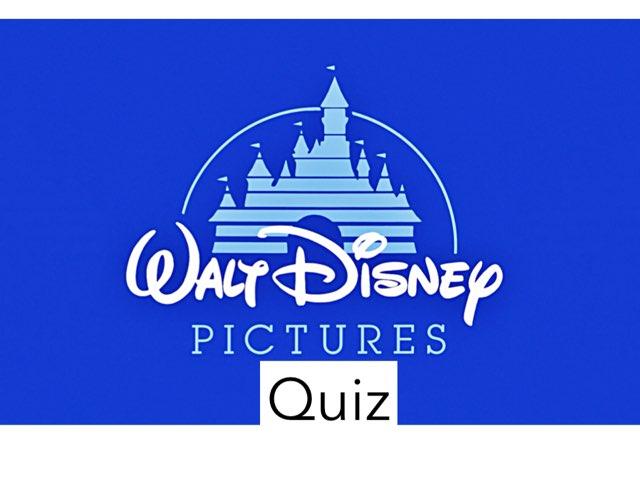 Fun short Disney quiz  by Caty Callaghandoherty