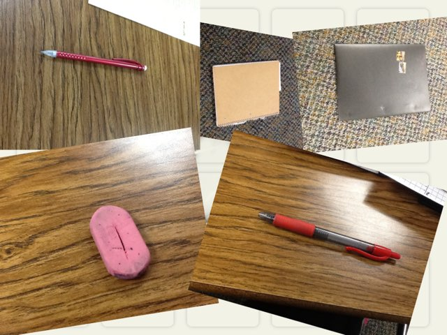 School supplies by Holly Kiner