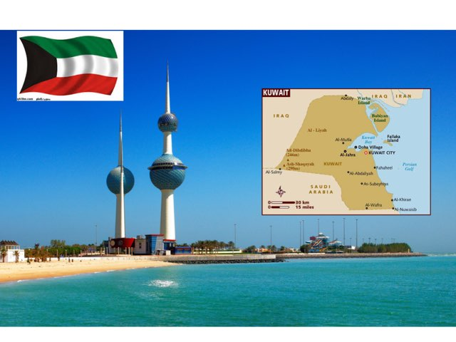 Kuwait & New Zealand  by Muhra Aa