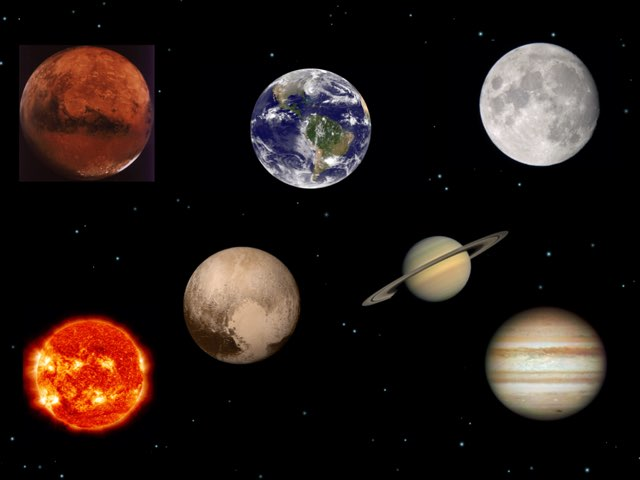 Planets   by Mrs.  Suanny
