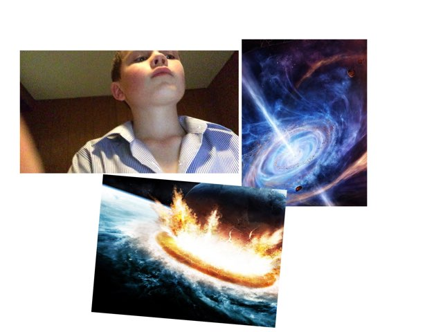 Choose which is the correct space disaster   by Kai