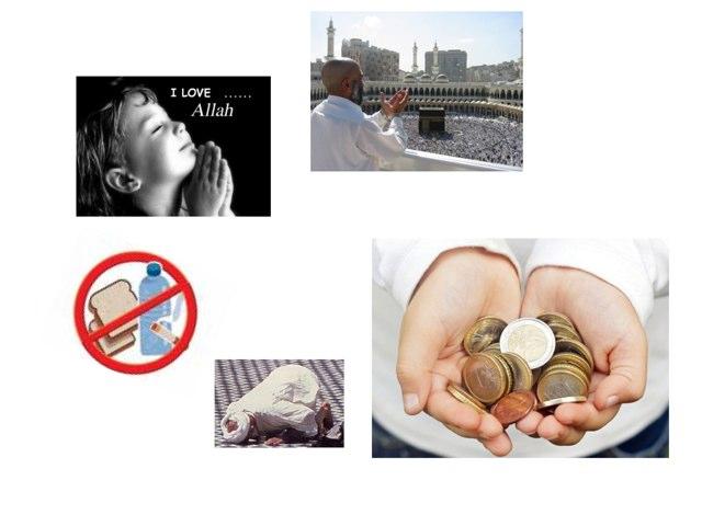 Five Pillars of Islam by Bridget Wilson