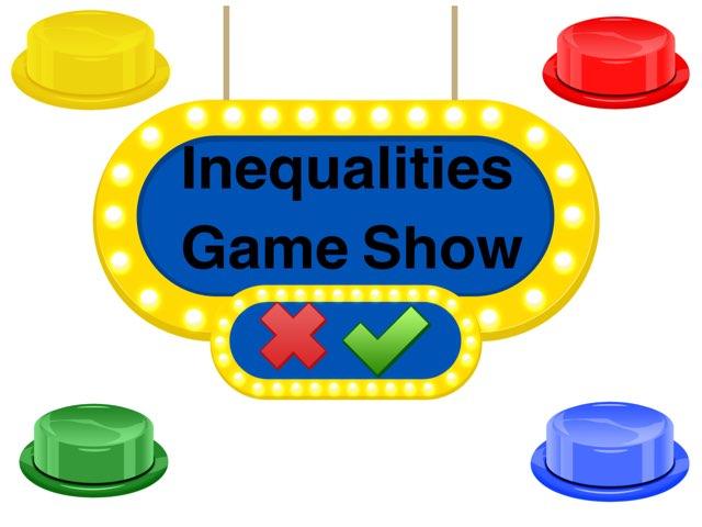 Inequalities  by Eric Bua