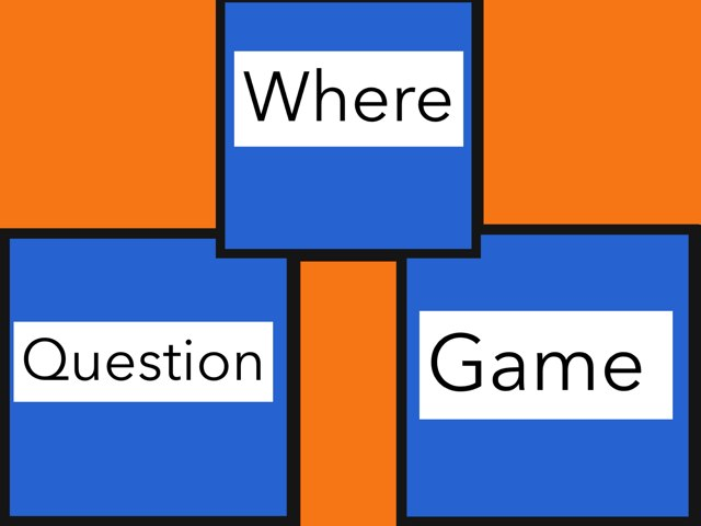 Where questions with two options  by Meredith Bluver