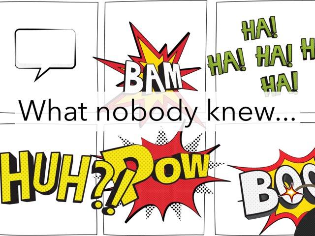 Comic by Shekar CLC