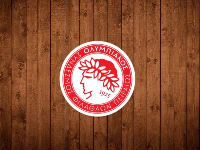 Olympiakos by panagkr kritikos