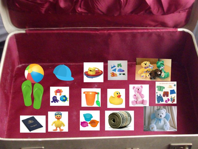 Isabella summer games by Year Four 2015