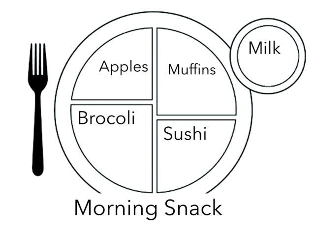 Morning snack by Pam Heward