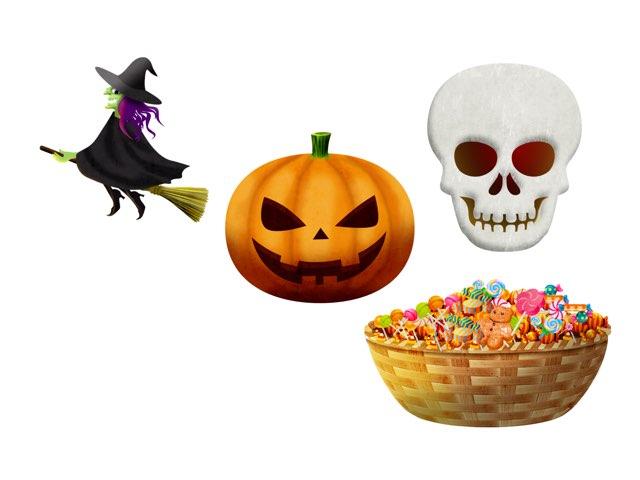 Halloween puzzle by Robert Kalman