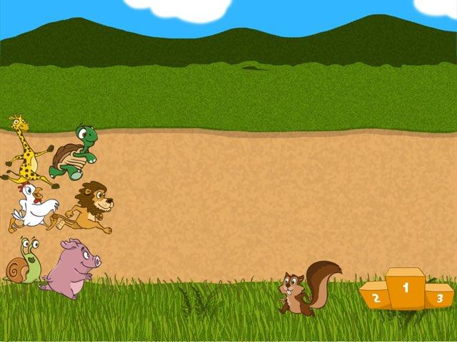 Game 5 by Dyre løb Dyre løb