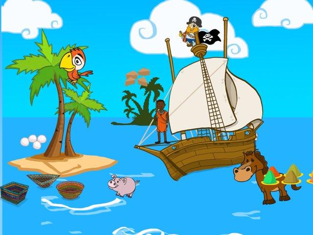 Pirates by Edventure More -  Conrad Guevara