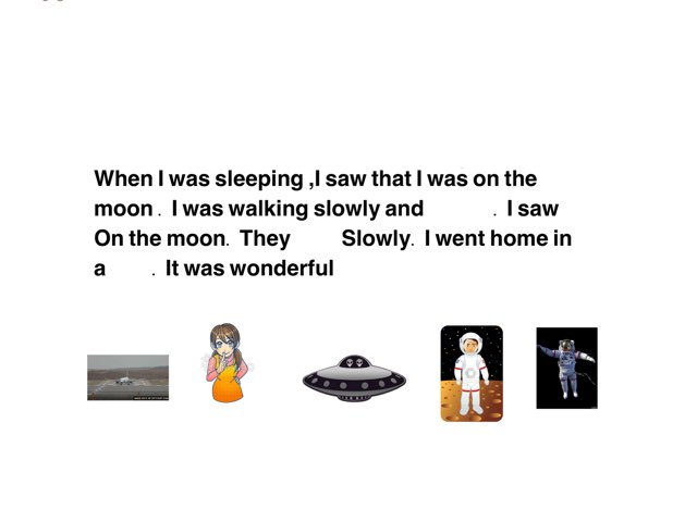 Story about the moon g 4 by Rasha Elsayad