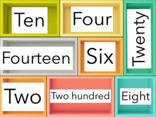 Learning our doubles to twenty by Tanya stone