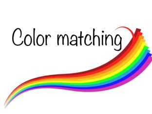 Color Matching by Madonna Nilsen