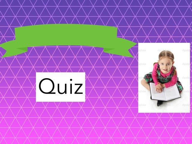 Het is een quiz by Pradhi Deshmukh