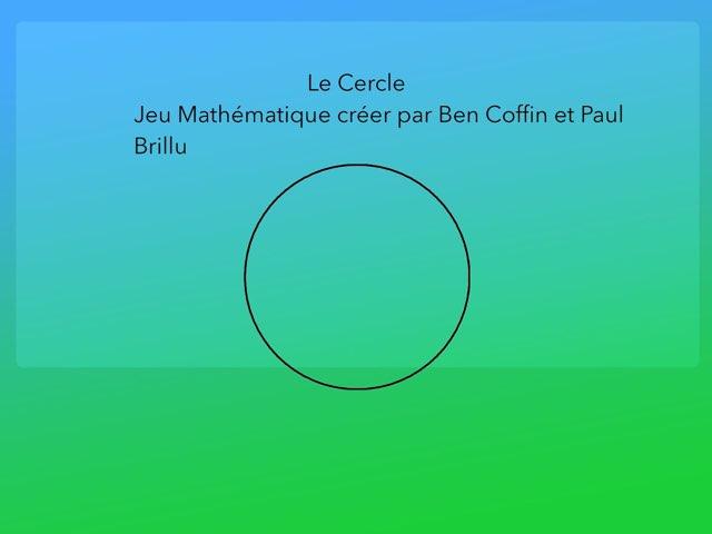 Jeu de Maths by Ben Coffin