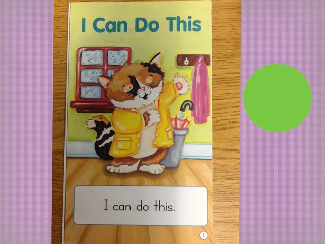 I can do this by Kate Carr