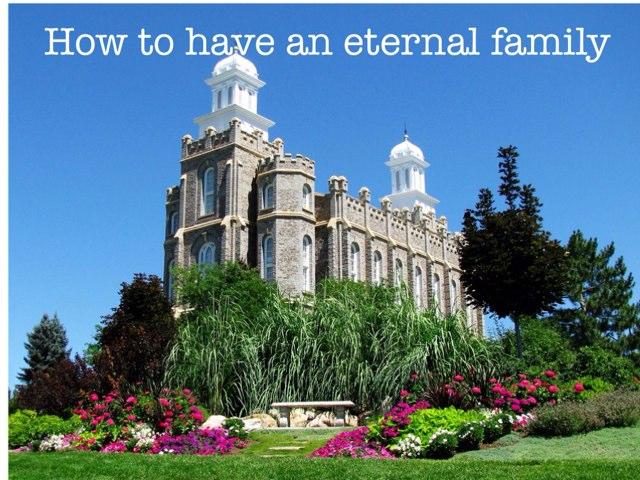 Eternal family  by Alese Crockett