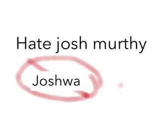 Joshwa by Keira Hillsley