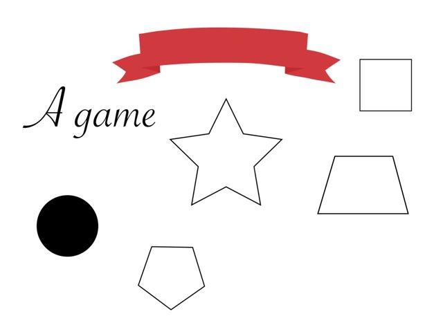 Shape game by Lina Lulwa