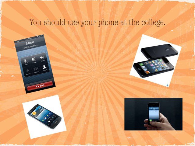 you should use your phone... by Shaikha CF3