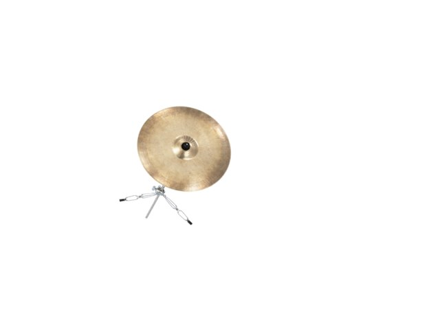 Cymbal  by Dave Manning