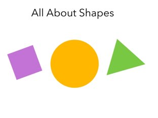 This game is about shapes  by P328 Classroom