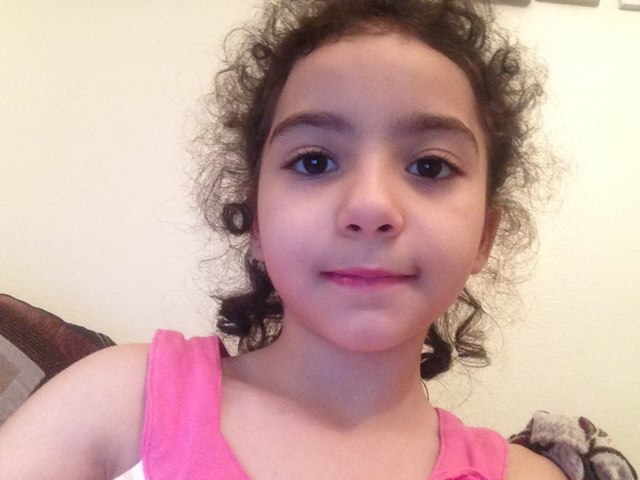 My name is Haya by Haya Nidal