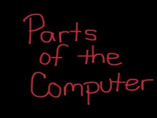 Computer Parts Names by Linda Lonergan