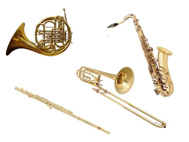 Violin and Saxophone by Sadie Tenge