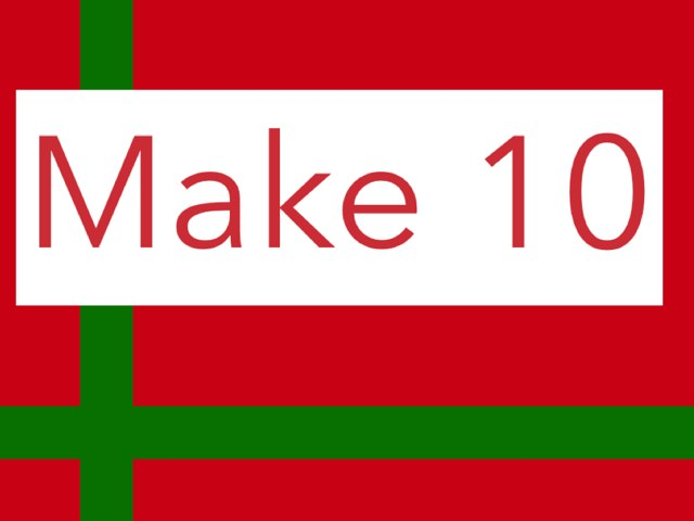 Make 10 by Helen Smith