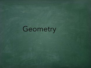 Geometry short game with vocabulary words. by Wafaa ahmed